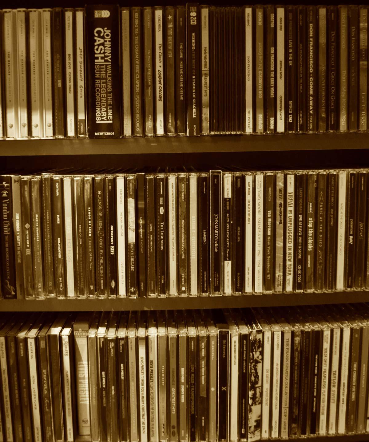 Potting Shed CDs